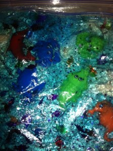 Ocean Friends Sensory Bag